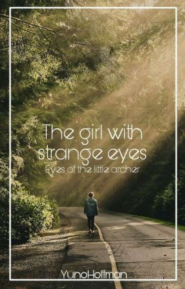 The girl with strange eyes. (Carl Grimes)