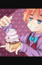 Do You Want A Cupcake Love? ( 2p!  England X Reader)  by Rainbow_dashiey