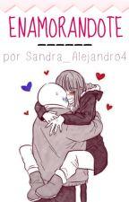 SansxFrisk||ENAMORANDOTE||Fanfic by Sandra_Alejandro4