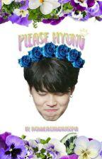 Please Hyung~ <Yoonmin> by IvonneAlejandraSepul