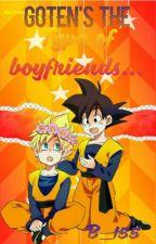 Goten's The Type Of Boyfriend by britanny155