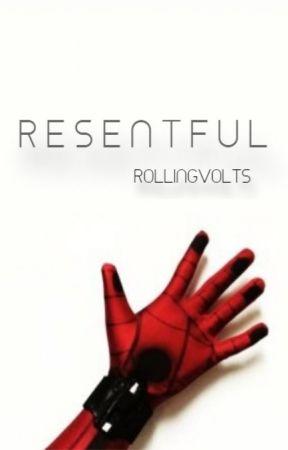 Resentful ➳ Iron Man by PeytonMcLoughlin