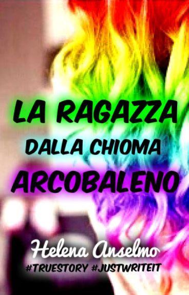 La ragazza dalla chioma arcobaleno