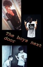 The Boys Next Door  by Kizzalk_