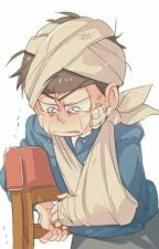 La desesperación del segundo hermano | Osomatsu-san  by HikaMatsu
