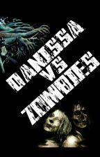 Danissa Vs Zombies by MelvinPin