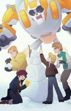 Rescuebots X reader oneshots  by -PanicAtTheVeil-