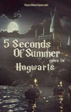 5SOS Goes To Hogwarts by thejetblackparade