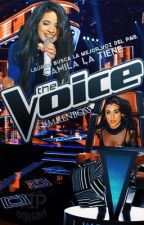 the voice; camren [EDITANDO] by truelaurinah