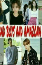 clash:the bad boys and amazona girls by PrincessNicoleArpon2