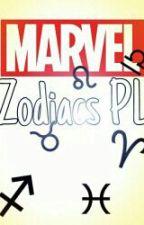 Marvel zodiacs PL by Rennemi