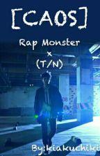 (Rap Monster x T/N ) ¿Su verdadera personalidad ? by kiakuchiki