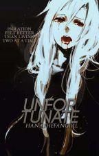 unfortunate    tokyo ghoul (slow updates) by HanaTheFangirl_