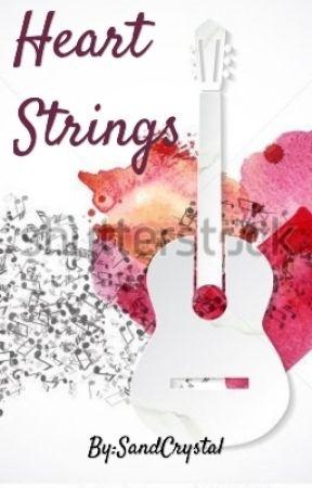 Heart Strings by SandCrystal