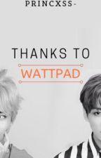 Thanks to Wattpad || kookV by princxss-