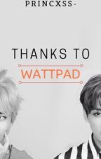 Thanks to Wattpad || kookV || Completa by princxss-