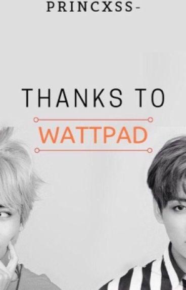 Thanks to Wattpad || kookV
