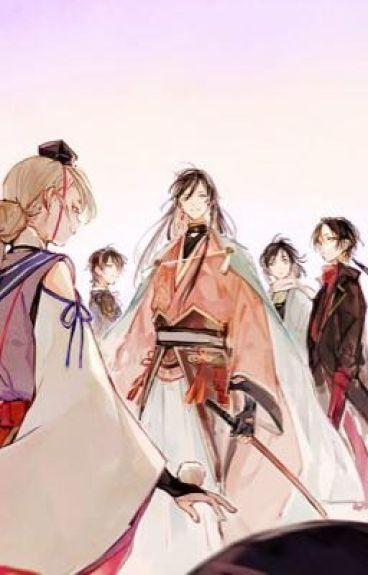 [Touken Ranbu] Truyện về tôi và đàn kiếm trai ở Honmaru