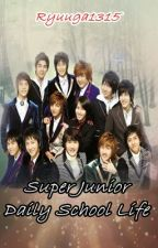 Super Junior Daily School Life by dolphinmanis