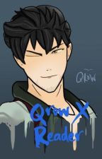 Qrow X reader by Bliess_