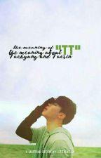 TT ↬ taehyung by lizzydiggy