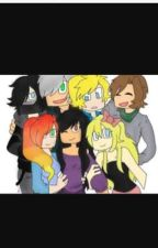 Aphmau and her friends 2! by Cats_X3