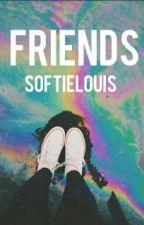 Friends ~l.s (In Greek) by softielouis