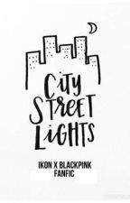 City Street Lights (BLACKPINKxIKON) by frnzcrz