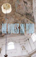 He lives in you + lrh | befejezett | by aranyarnyek