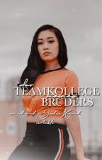 Der Teamkollege Meines Bruders  by kimmich_fangirl