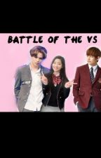 Battle of the Vs: Fighting Over Kim Dahyun by edencheeeeese