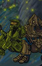 Halo: Under Cover Of Night by That_One-Fan_Girl