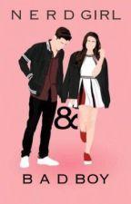 Nerd girl and Bad boy by GeliaDewi3