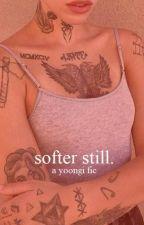 softer stillㅡ m.yoongi by depereo