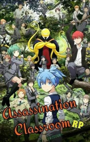 Assassination Classroom RP
