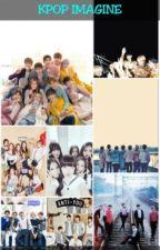 KPOP IMAGINE BOOK by seventeen-sm17e
