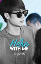 HERE WITH ME - Yibo by bluemoxn