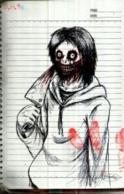 Jeff The Killer Drawings
