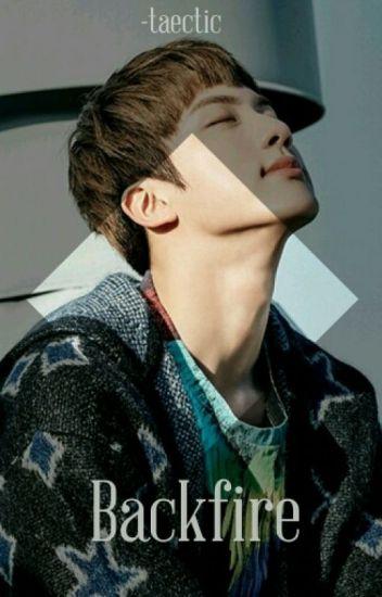 Backfire (seokjin x taehyung)