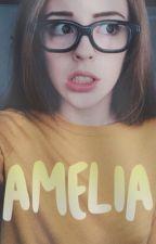 Amelia ; Twitter ❁ Mario Selman by claytonvodka