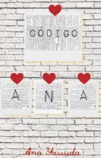 Código ANA by Worldcoolture
