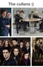 The cullens by hannahisawesone