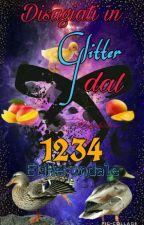DISAGIATI IN GLITTER DAL 1234 - Shadowhunters  by EliHerondale