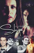 SHİP | TVD & PLL & TW & OUAT & TO by AyseNurTural