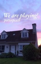 We are playing! ;; hungarian by Potterpeach
