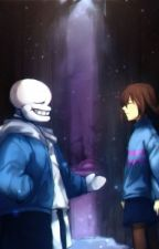 Undertale Sans x Frisk (German) by Fanna1612