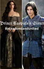 Prince Caspian's Sister by FandomLandUnited