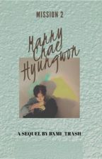 Mission 2: Marry Chae Hyungwon  by bxmi_trash