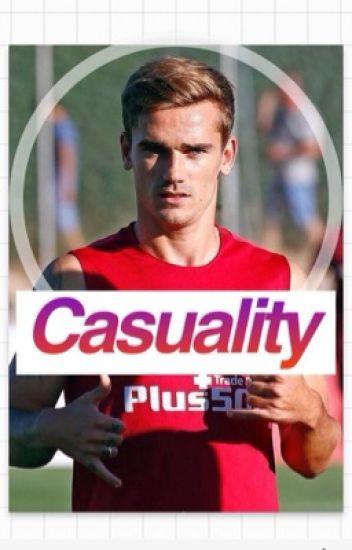 Casuality ♡ Antoine Griezmann