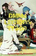 DMMd Lemons (Yaoi) by Ezio_Auditore637